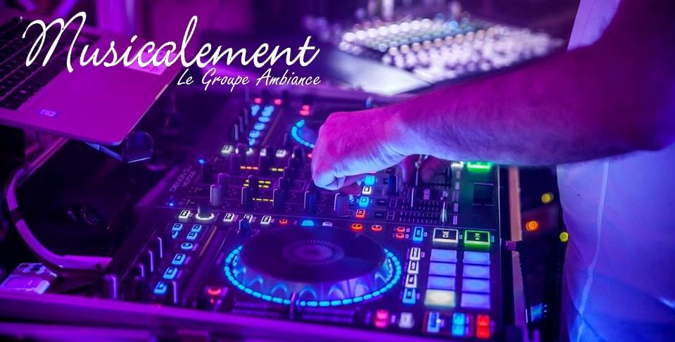 DJ,Orchestre,Concert