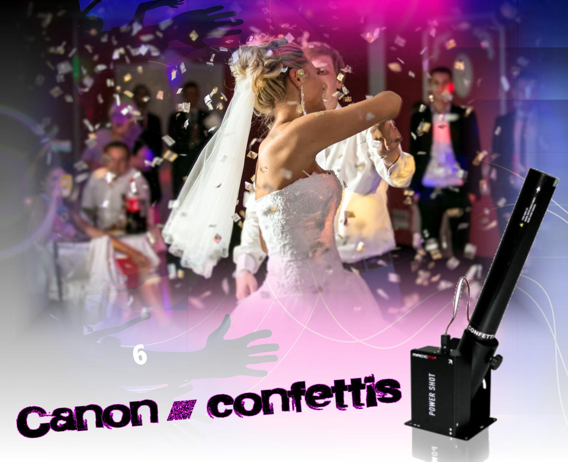 Canon a confettis publ 2