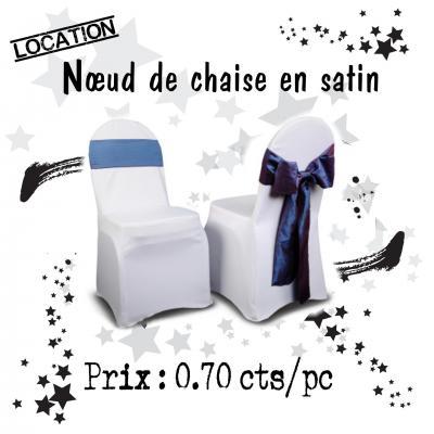Noeuds de chaise